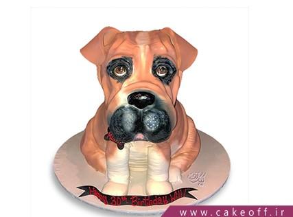کیک سگ خشمگین | کیک آف