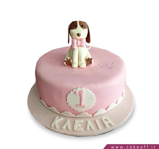 کیک سگ ملوس