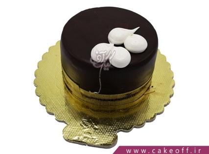 کیک شکلاتی - کیک ناتلین | کیک آف
