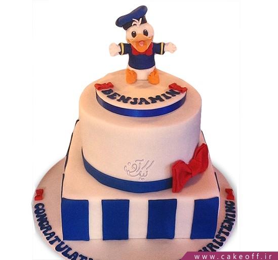 کیک دونالد داک 5