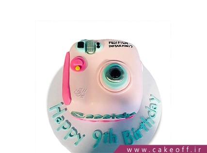 خرید کیک تولد - کیک دوربین 6 | کیک آف