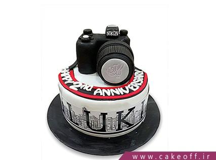 کیک تولد - کیک دوربین 9 | کیک آف