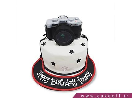 کیک تولد خاص - کیک دوربین 14 | کیک آف