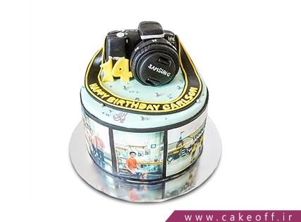 کیک تولد خاص - کیک دوربین 16 | کیک آف
