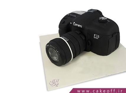 کیک تولد خاص - کیک دوربین 17 | کیک آف