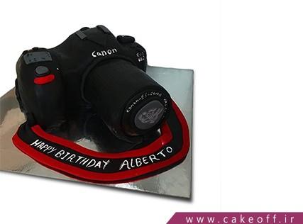 کیک تولد خاص - کیک دوربین 18 | کیک آف
