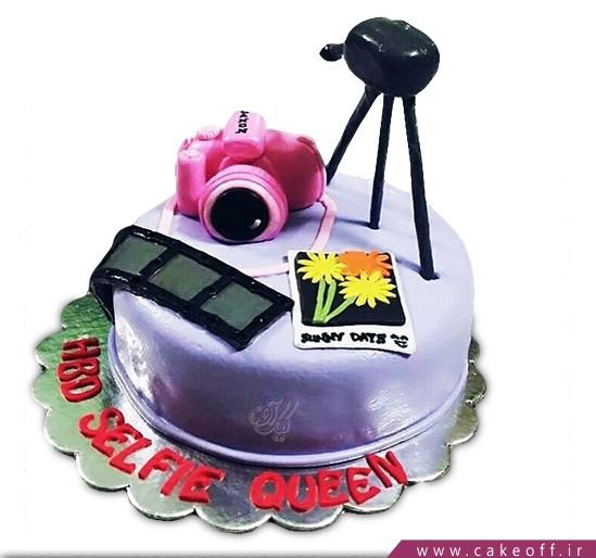 کیک دوربین 2