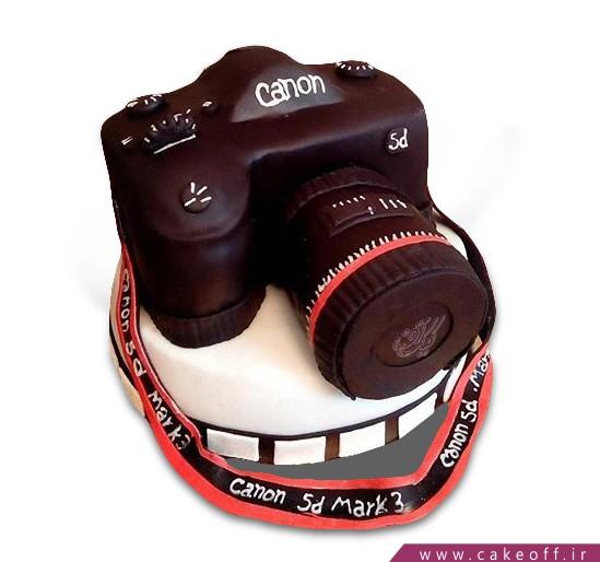 کیک دوربین 3