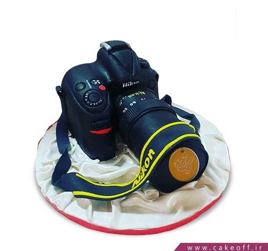 کیک دوربین 5