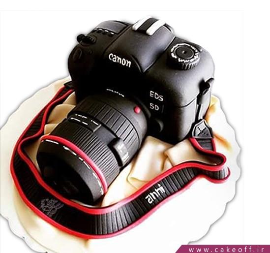 کیک دوربین 8