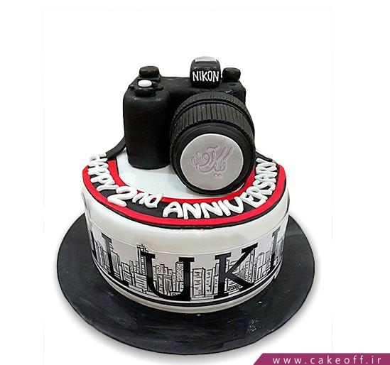 کیک دوربین 9