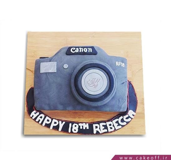 کیک دوربین 10