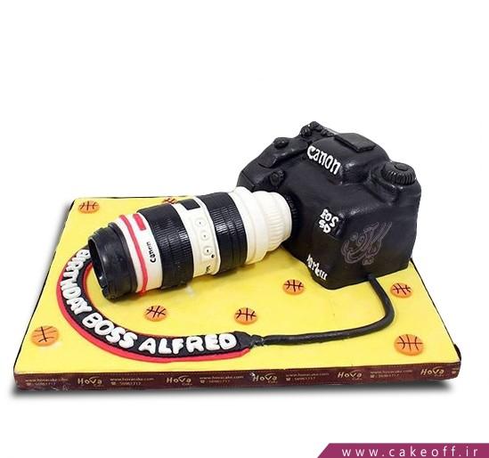 کیک دوربین 11