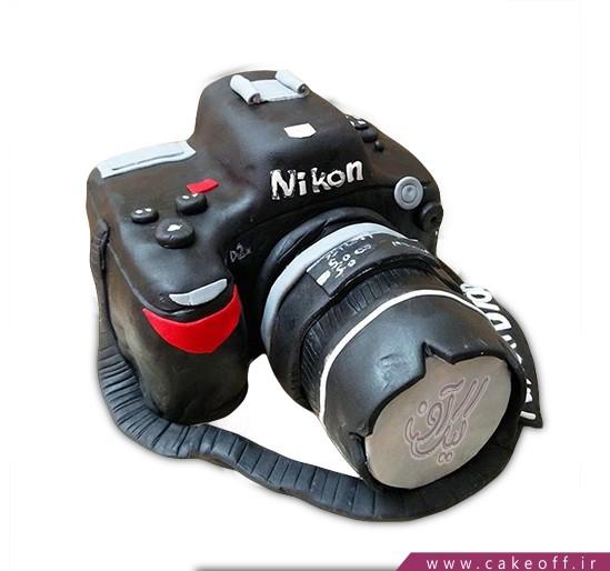 کیک دوربین 12