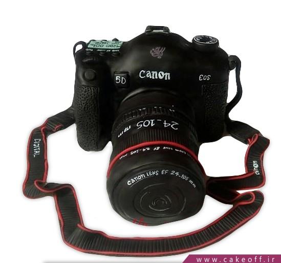 کیک دوربین 13