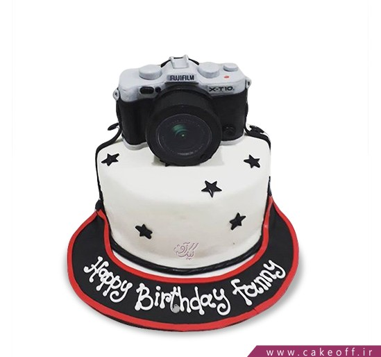 کیک دوربین 14