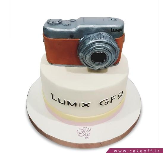 کیک دوربین 15