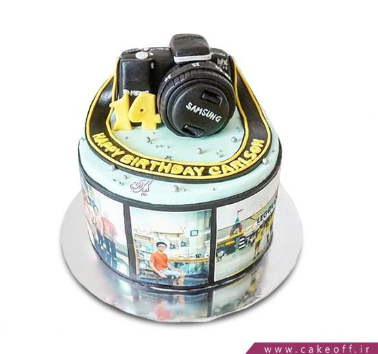 کیک دوربین 16