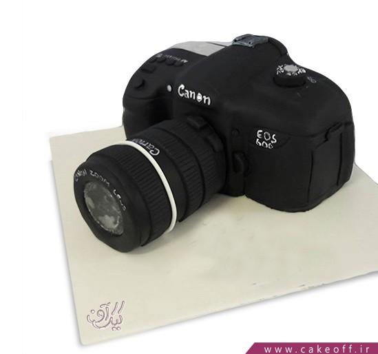 کیک دوربین 17