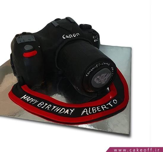 کیک دوربین 18