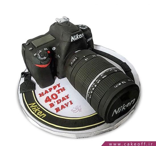 کیک دوربین 20