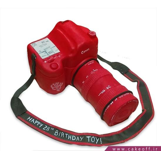 کیک دوربین 22