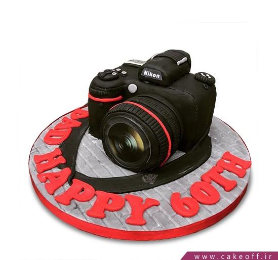 کیک دوربین 25