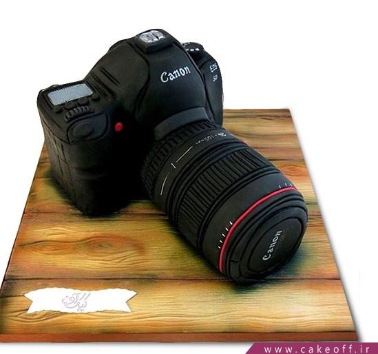 کیک دوربین 26