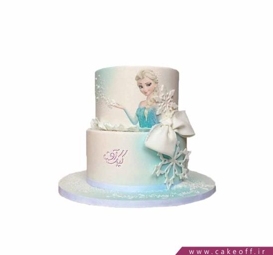 کیک تولد السای فریبنده