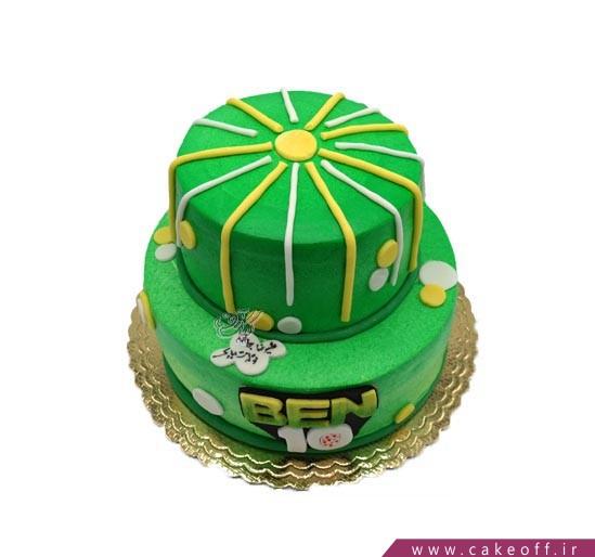 کیک تولد بن تن ۴ | کیک آف