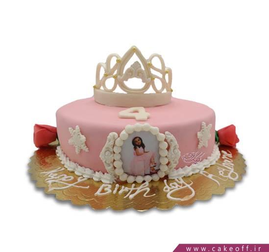 کیک روز دختر السا و آنا ۶ | کیک آف