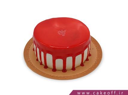 کیک تولد خاص - کیک چکه ای خوشرنگ | کیک آف