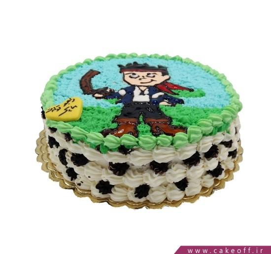 کیک تولد پسرانه جدید - کیک جومونگ کوچولو   کیک آف
