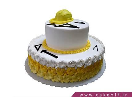کیک مشاغل - کیک مهندس با تجربه | کیک آف