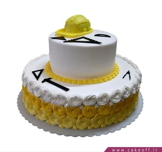 کیک مهندس با تجربه