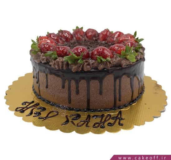 کیک میوه ای - کیک گاناش شکلاتی | کیک آف