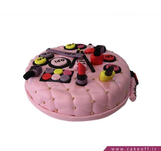 کیک لوازم آرایش 26