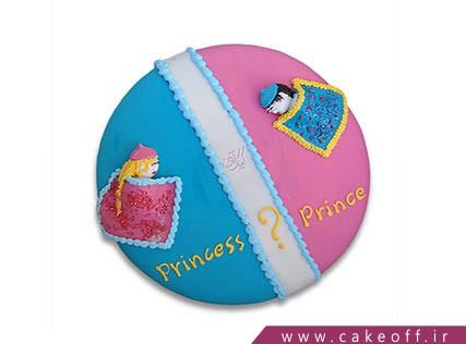 کیک تعیین جنسیت - کیک دختر یا پسر مسئله این است | کیک آف