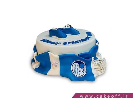 کیک استقلالی - کیک بهترین آبی دنیا | کیک آف