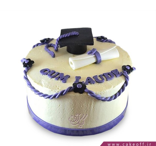 کیک آخرین امتحان