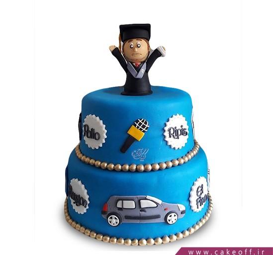 کیک در جستجوری کار