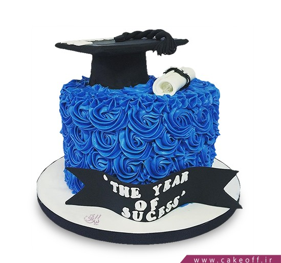 کیک دور از کابوس امتحان