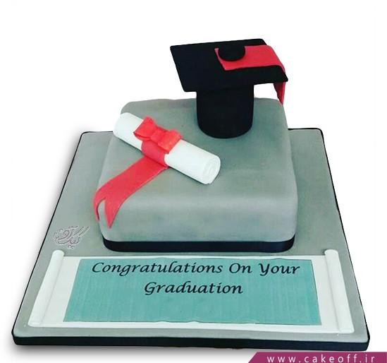 کیک روز آخر دانشگاه