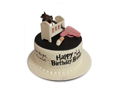 کیک تولد گاد فادر 1 | کیک آف