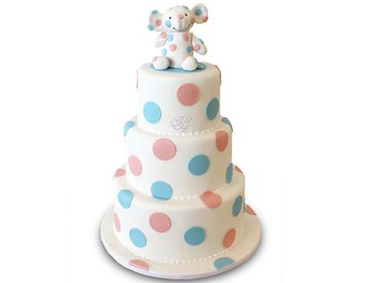 کیک تولد بچه گانه بیلی بیلی | کیک آف