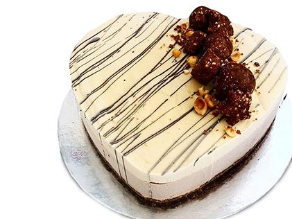 کیک سالگرد ازدواج مهر آگین | کیک آف