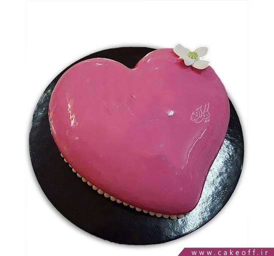 کیک سالگرد ازدواج حب   کیک آف