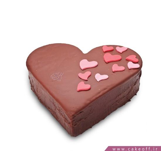 کیک قلب سپندارمذگان