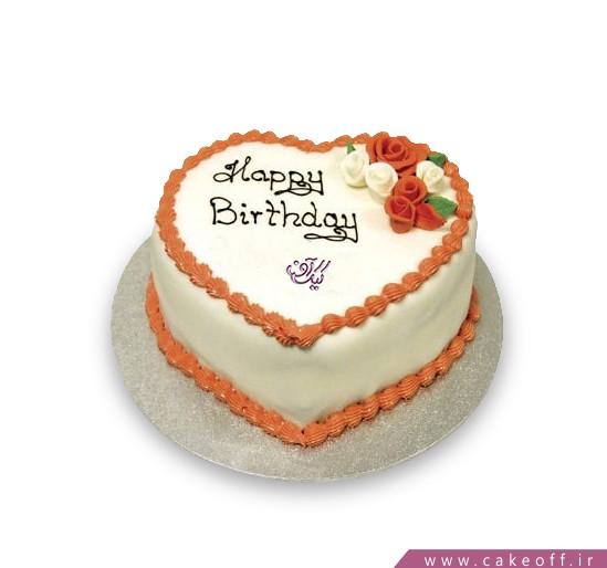 کیک عاشقانه آمور