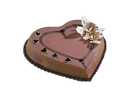 کیک سالگرد عروسی - کیک عاشقانه مهرپرور | کیک آف